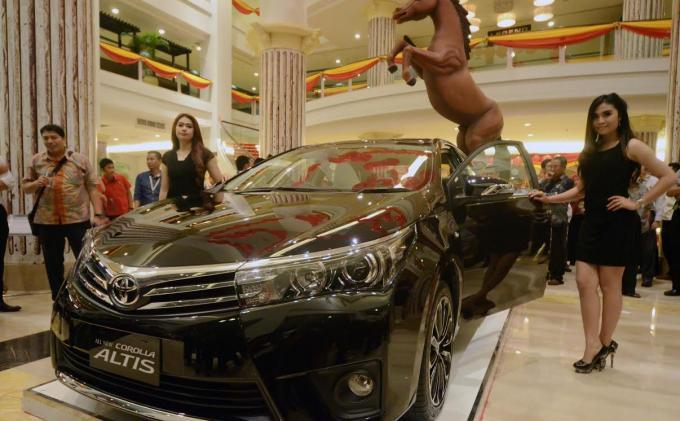 Promo Kredit Toyota Corolla Altis