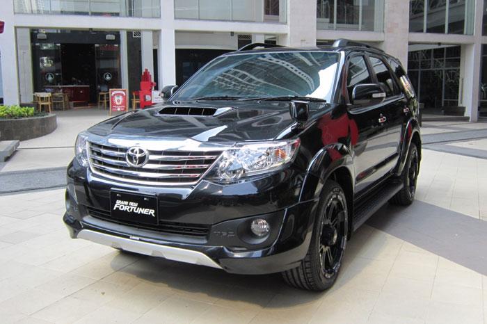 Promo Kredit Toyota Fortuner