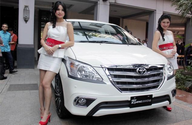 Promo Kredit Toyota Kijang Innova