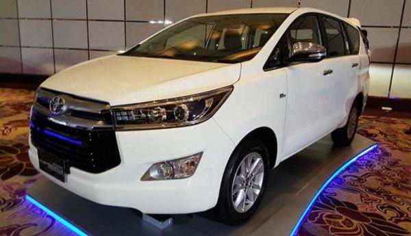 Paket Kredit Toyota All New Kijang Innova Agustus 2017