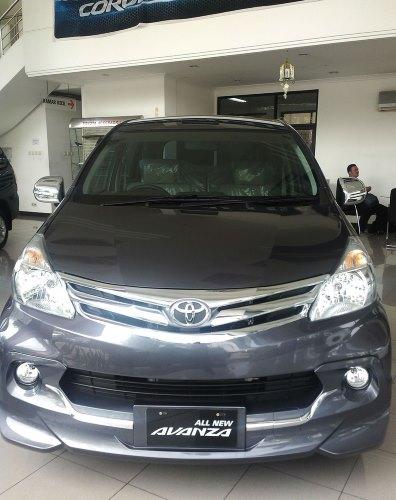 Harga Toyota Avanza Bulan Maret 2015