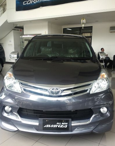Harga Toyota Avanza Terbaru Juli 2015