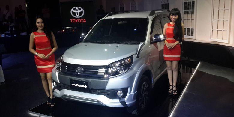 Harga Toyota New Rush Terbaru Desember 2017