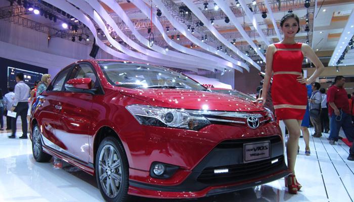 Harga Toyota Vios Terbaru Desember 2017