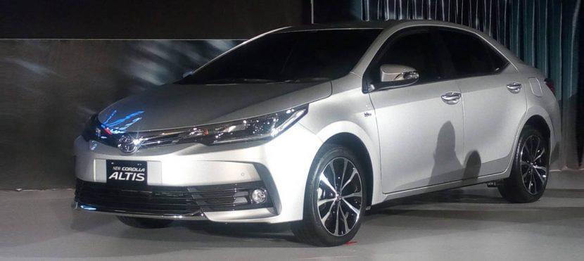 Harga Toyota New Corolla Altis Terbaru Oktober 2018