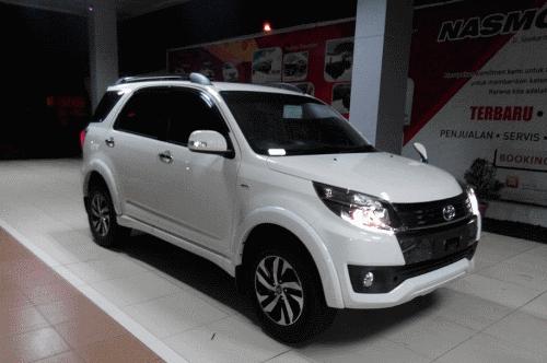 Promo Toyota Rush Desember 2017 [DP Murah]
