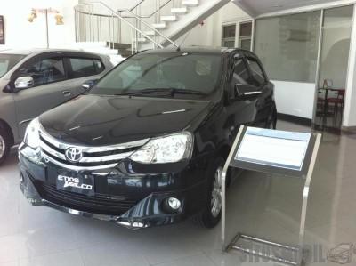 Promo Kredit Toyota Etios Januari 2015, DP Murah!