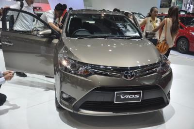 Promo Kredit Toyota Vios April 2015, DP Murah!