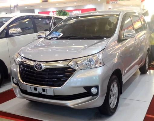 Promo Kredit Toyota Avanza