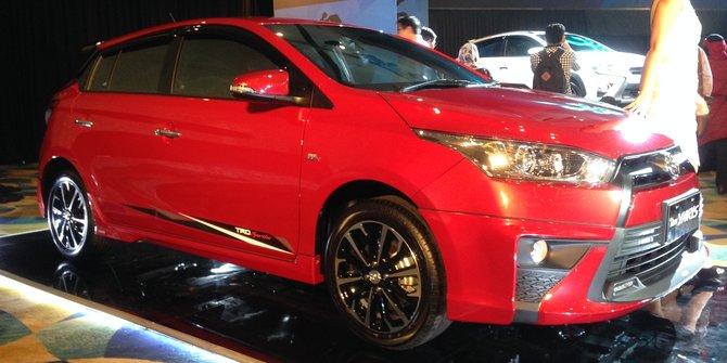 Promo Kredit Toyota Yaris Desember 2017 [DP Termurah]