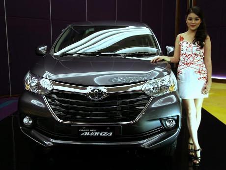 Paket Kredit Toyota Avanza