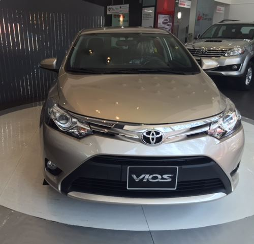 Paket Kredit Toyota Vios, Promo Akhir Tahun 2015
