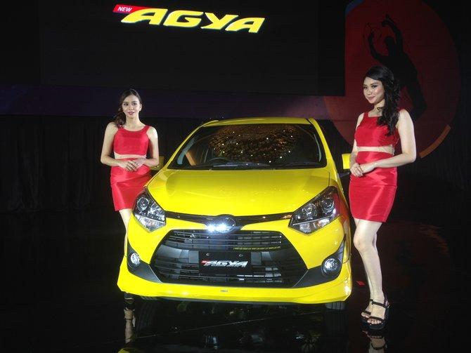 Paket Kredit Toyota Agya Januari 2021 DP Termurah
