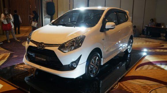 Promo Toyota Agya Januari 2018 [DP Murah]