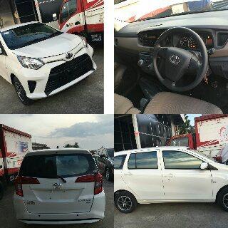Paket Kredit Toyota Calya Agustus 2019 DP Termurah