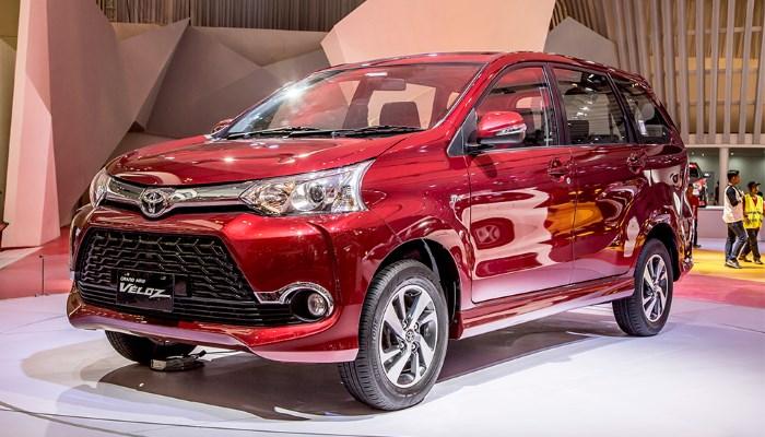 Harga Toyota Avanza Terbaru Oktober 2018