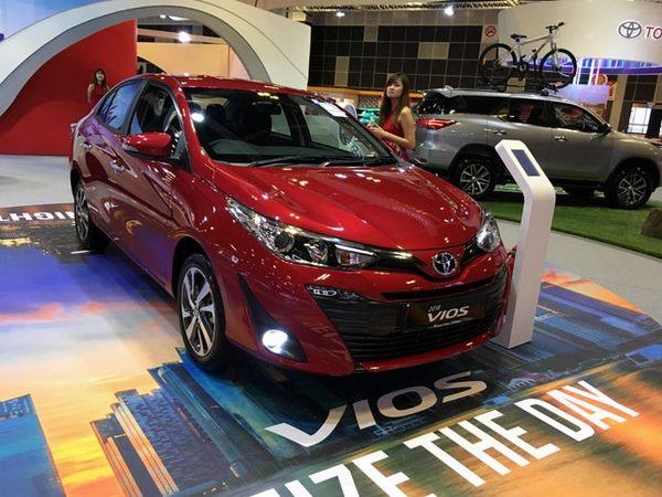Harga Toyota Vios Terbaru Januari 2021
