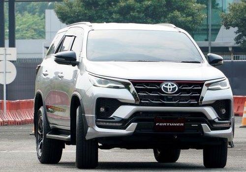 Paket Kredit Toyota Fortuner