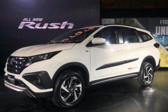 Paket Kredit Toyota Rush Oktober 2018 [DP Termurah]
