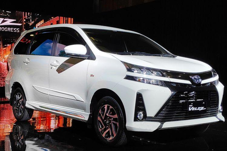 Promo Kredit Toyota Avanza April 2021 DP Cicilan Murah