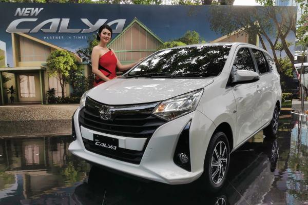 Harga Resmi Toyota Calya Januari 2021, OTR Jakarta