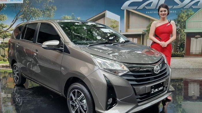 Paket Kredit Toyota Calya Januari 2021 DP Termurah