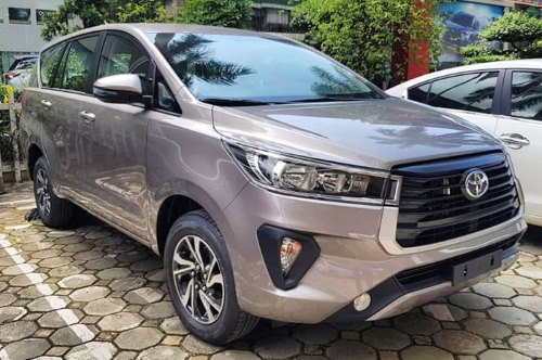 Paket Kredit Toyota All New Kijang Innova April 2021