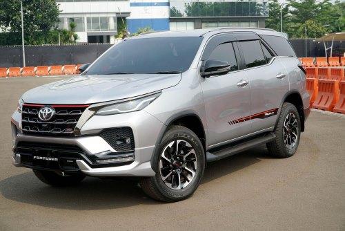 Promo Kredit Toyota Fortuner April 2021