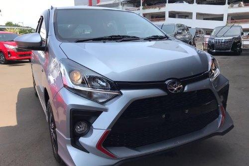 Promo Toyota Agya April 2021 DP Murah